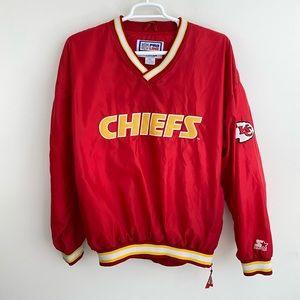 Vintage Starter KC Chiefs Breakaway jacket